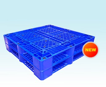 Pallet nhựa PL09LK - KT 1100 x 1100 x 150 mm