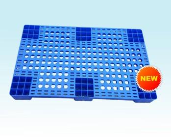 Pallet nhựa PL04LS Kích thước : 1000 x 600 x 100 mm