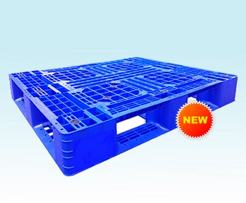 Pallet nhựa PL08LK - KT: 1200 x 1000 x 145 mm